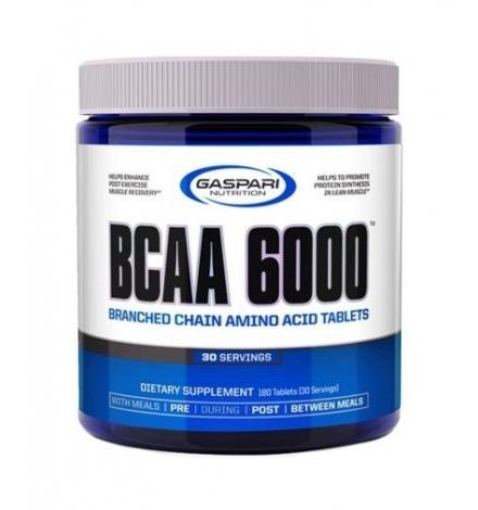 Gaspari BCAA 6000 180 Tablets