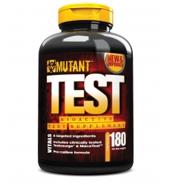Mutant Test 180 Capsules