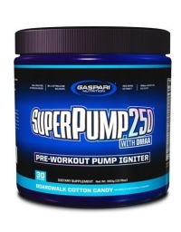 Gaspari SuperPump 250 325gr