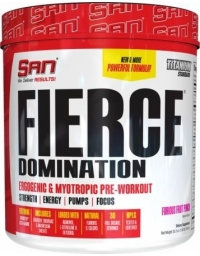 SAN Fierce Domination 30 Servings