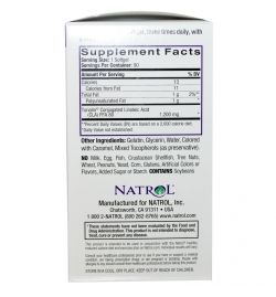 Natrol Tonalin® CLA 90 Softgels