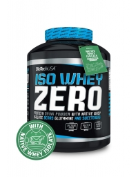 Biotech USA Iso Whey Zero With Native Whey 5lbs