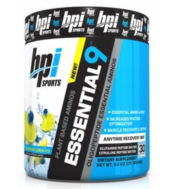 BPI Essential 9 - 30 servings