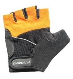 Gloves Athens Black/Orange