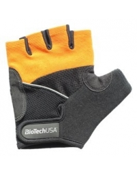 Gloves Athens Black/Orange
