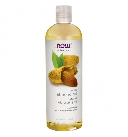 Now Foods Sweet Almond Oil 473ml