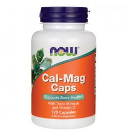 Now Foods Cal-Mag 120 Caps