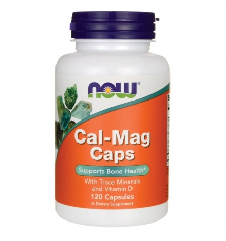 Now Foods Cal-Mag & D 120 Caps