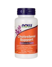 Now Foods Cholesterol Support 90 Veg Capsues