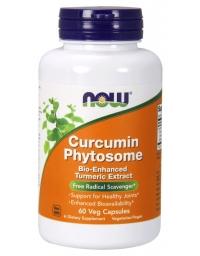 Now Foods Curcumin Phytosome 60 Veg Capsules