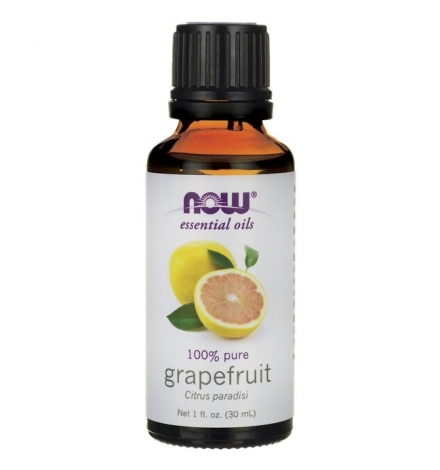 Now Foods Grapefruit Essential Oil 30ml