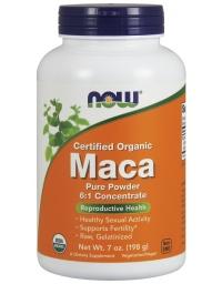 Now Foods Maca Powder 198 grams