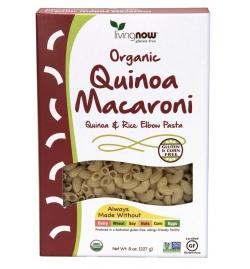Now Foods Organic Quinoa Macaroni Pasta 227g