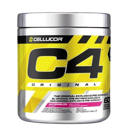 Cellucor C4 Original iD Series 60Servings