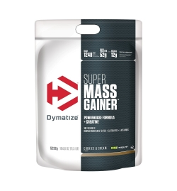 Dymatize Super Mass Gainer 11.5lbs Bag