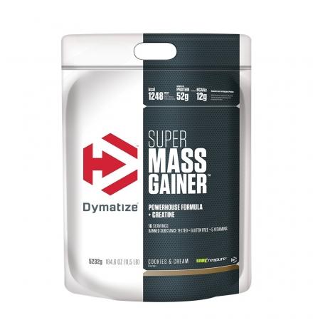 Dymatize Super Mass Gainer 11.5lbs Bag