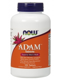 Now Foods Adam™  Superior Men's Multi 120 Tablets
