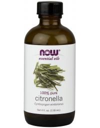 Now Foods Citronella Essential Oil 118ml