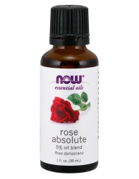 Now Foods Rose Absolute Essential Oil 30ml