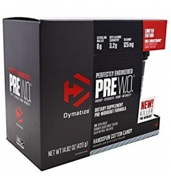 Dymatize Pre-Workout with Free Shaker
