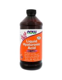 Now Sports Hyaluronic Acid 100 mg Liquid 473ml
