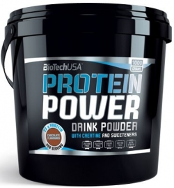 Biotech USA Protein Power 1kg NEW