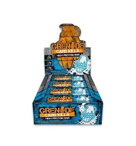 Grenade® Carb Killa High Protein Bars 12x60g
