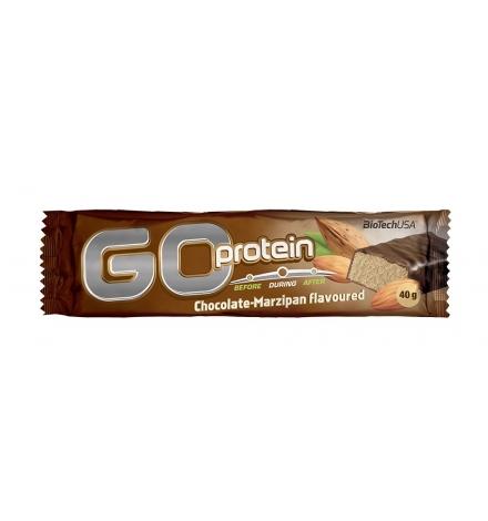 Biotech USA Go Protein Bar 40g