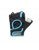 Gloves Budapest Black/Blue