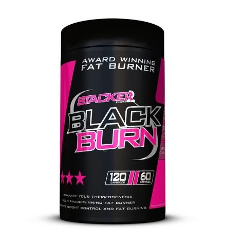 Stacker 2 Black Burn 120Caps