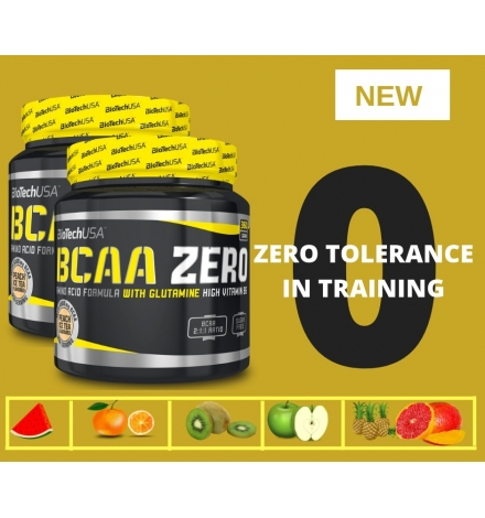 BioTech USA BCAA Zero 80 Servings