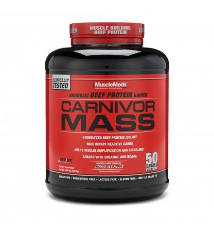 MuscleMeds Carnivor Mass 5,7 lbs