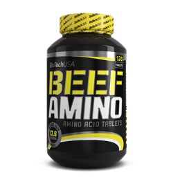 Biotech USA Beef Amino 120 tablets