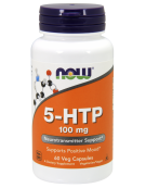 Now Foods 5-HTP 100 mg  60 Capsules