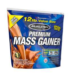 MuscleTech Premium Mass Gainer 12lbs