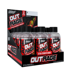 Nutrex Outrage Extreme Energy Shot 118ml