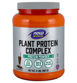 Now Foods Plant Protein Complex 907g