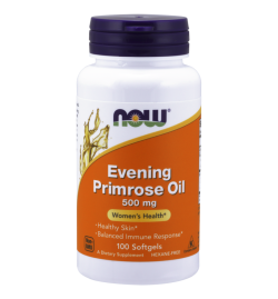 Now Foods Evening Primrose Oil 50mg 100 Softgels