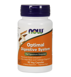 Now Foods Optimal Digestive System 90 Vcaps