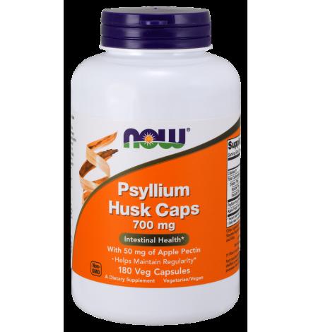 Now Foods Psyllium Husk With Pectin 700mg 180VCaps