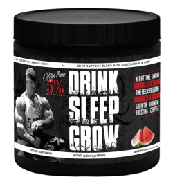 Rich Piana 5% Nutrition Drink Sleep Grow 450g