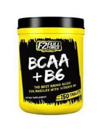F2 Full Force BCAA+B6 150 Tablets