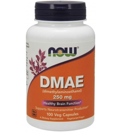 Now Foods DMAE 250mg 100VCaps