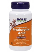 Biotech USA Hyaluronic Acid 100mg, Double Strength 60VCaps
