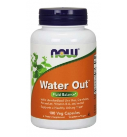 Now Foods Water Out 100VCaps