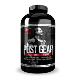 Rich Piana 5% Nutrition Post Gear 240 caps