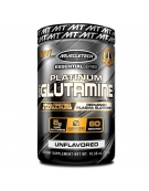 MuscleTech Platinum 100% Glutamine 302 grams