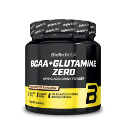 Biotech USA BCAA + Glutamine Zero 40 Servings
