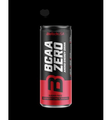 Biotech USA BCAA Zero Energy Drink 330ml