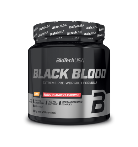 Biotech USA Black Blood NOX+ 330gr